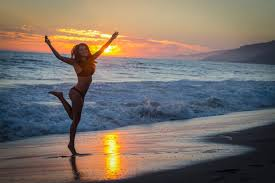 Malibu Beach Joy
