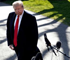 President Trump IRS