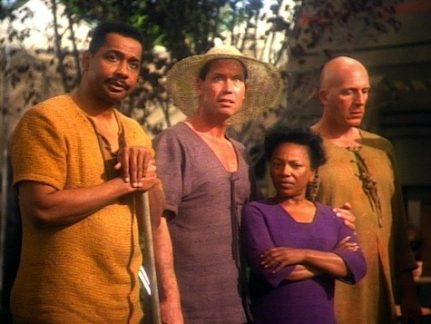 Star Trek DS9. Season 2, Episode 15.